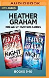 heather graham krewe of hunters series books 9 10 the night is watching the night is alive