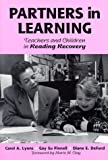 img - for Partners in Learning: Teachers and Children in Reading Recovery (Language and Literacy Series (Teachers College Pr)) book / textbook / text book