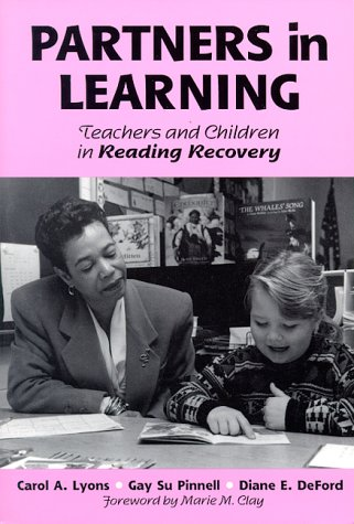 Series Leather Morgan (Partners in Learning: Teachers and Children in Reading Recovery (Language and Literacy Series (Teachers College Pr)) (Language & Literacy Series))