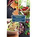 54 Sabrosas Recetas de Comida Cruda: Deliciosos platos para cada ocasión: Ensaladas