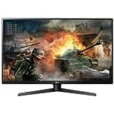 """LG 31,5"""" 32GK850G-B 5 Ms QHD HDMI-DP 144HZ G-Sync Ultra İnce Çerçeve Yükseklik, Pivot ve Dönme Ayarlı Oyun Monitörü"""