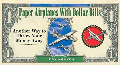 Dollar Bill Green - Paper Airplanes With Dollar Bills