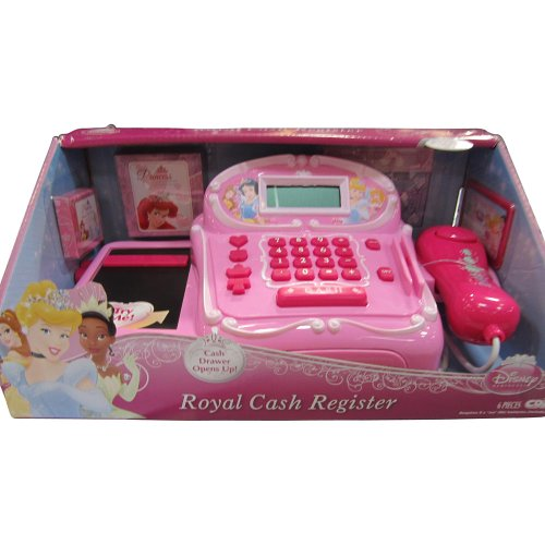 Disney Princess Royal Cash Register -