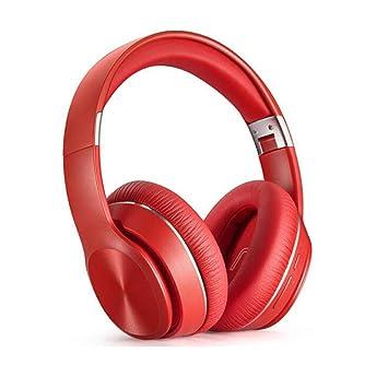 KCWASD Auriculares Diadema Bluetooth, Inalámbricos sobre Oreja ...