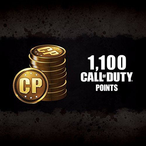 Call Of Duty: Black Ops III - 1000 (+100 Bonus) Call Of Duty Points - PS4 [Digital Code]