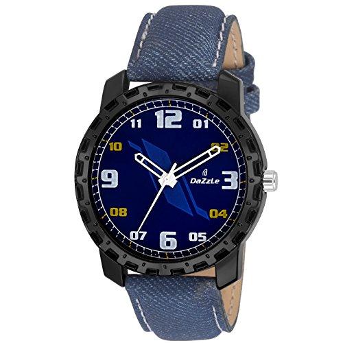 DAZZLE DL025XX BLU BLU Analog Watches for Men