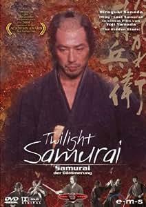 Twilight Samurai - Samurai der Dämmerung [Alemania] [DVD]