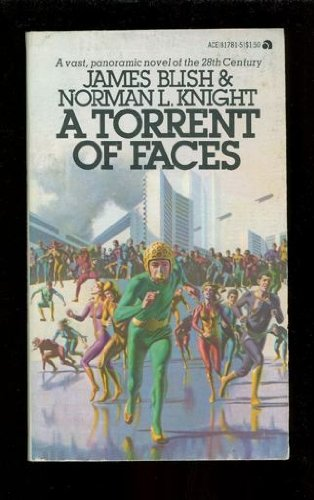 book cover of A Torrent of Faces