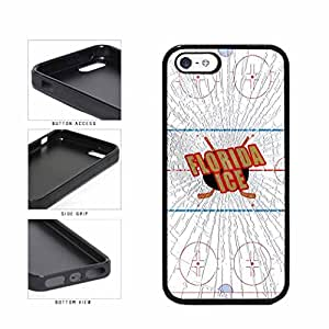 Florida Ice TPU RUBBER SILICONE Phone Case Back Cover Apple iPhone 5 5s
