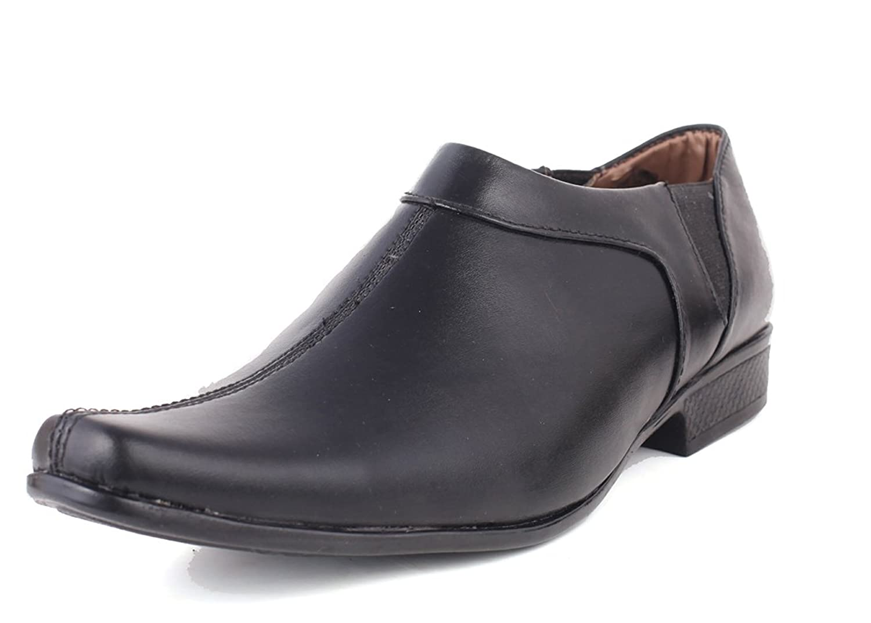 Guava Moccasin Formal Shoes - Black