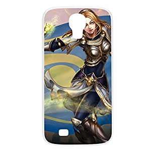 Lux-004 League of Legends LoL Samsung Galaxy Note4 Plastic White