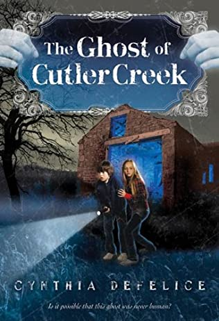 book cover of The Ghost of Cutler Creek