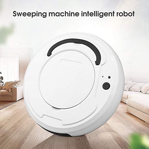 Robot Aspirateur Robot Aspirateur Accueil Robot De Balayage Automatique 3-en-1 Robot De Balayage Sec Sec Auto Rechargeable / 1pcs