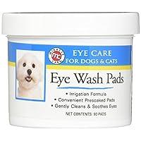 Miracle Care by MiracleCorp /Gimborn Eye Clear - Almohadillas de lavado de ojos estériles, 90 unidades
