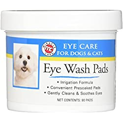 Miracle Care by MiracleCorp/Gimborn Eye Clear Sterile Eye Wash Pads, 90-Count
