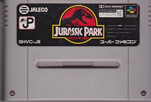 jurassic park super nintendo - 3
