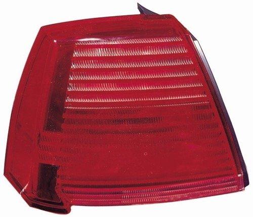 Go-Parts ª OE Replacement for 2004-2006 Mitsubishi Galant Rear Tail Light Lamp Assembly/Lens/Cover - Left (Driver) Side - (DE + ES + ES Diamond + LS + LS Diamond + SE) MR161855 MI2800116