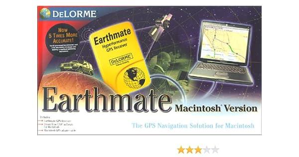 DELORME EARTHMATE GPS 64BIT DRIVER