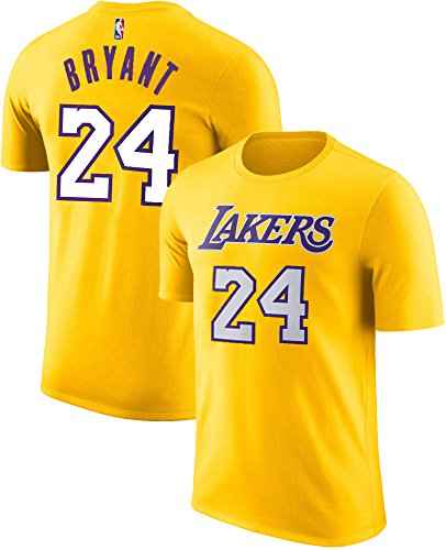 906d23f94 Outerstuff NBA Youth Performance Game Time Team Color Player Name Number  Jersey T-Shirt (Medium 10 12