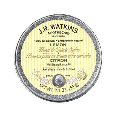 Watkins Hand Cuticle Salve Lemon