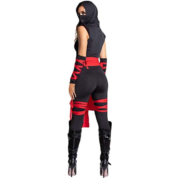 Brand New Stealth Strike Ninja Halloween Costume Accessory