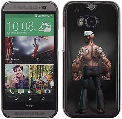 Funda para Smartphone carcasa rígida Carcasa para HTC One/(M8 ...