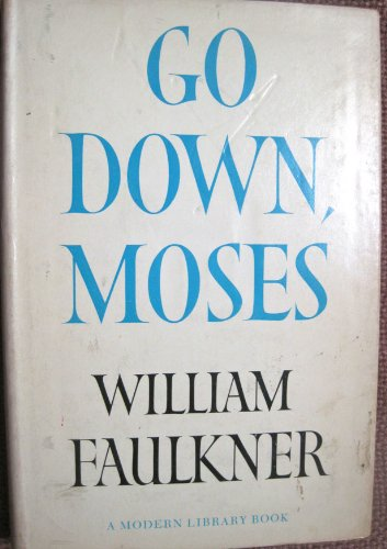 go down moses essay Essays and criticism on william faulkner's go down, moses - critical essays.