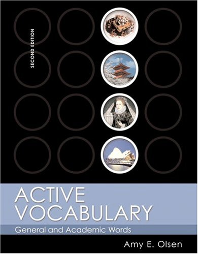 Active Vocabulary: General and Academic Words (2nd Edition) -