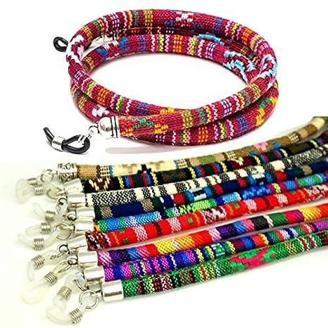 DISOK - Cordon para Gafas Étnico - Ideal cómo Detalles de Bodas  Amazon.es   Hogar 91493e40f9a