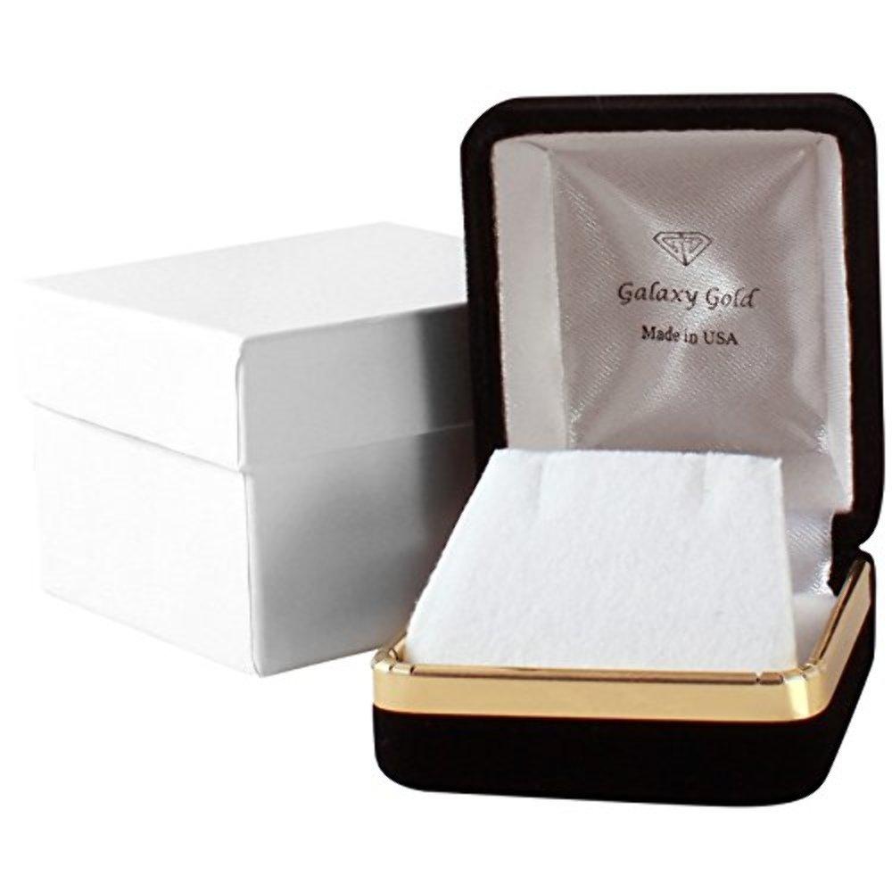 14K White Gold Peridot Threaded Earrings
