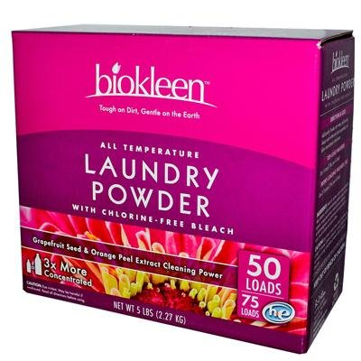 Biokleen Laundry Powder 5# by Biokleen