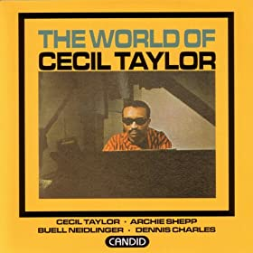 Cecil Taylor Port Of Call