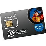 Satellite Phone Store Inmarsat IsatPhone Prepaid SIM Card for IsatPhone Pro and IsatPhone 2 (5: 500 Unit SIM (385 Minute / 1 Year))