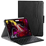 Ztotop for iPad Pro 11 Case with Keyboard, Detachable Keyboard Stand Folio Cover