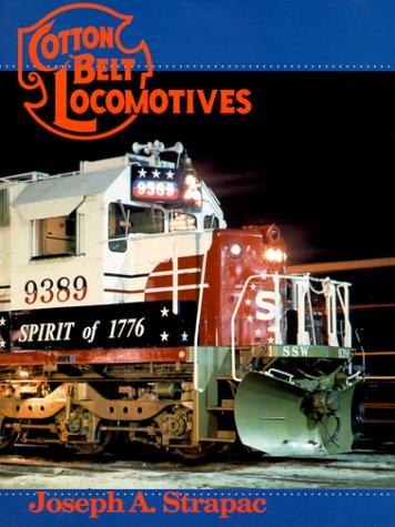 Cotton Belt Locomotives (Belt Cotton Railroad)