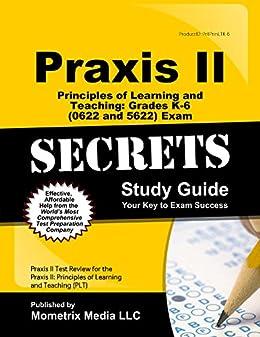 Praxis II Principles Learning Teaching ebook product image