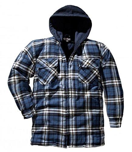 Vêtement De Travail Veste Thermo Scottland Garry - bleu/noir, 48