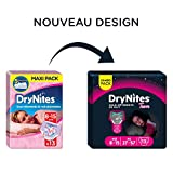 DryNites Disposable Absorbent Underwear, for Girls