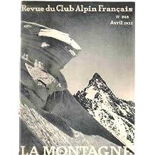 Club alpin français -la montagne n° 248