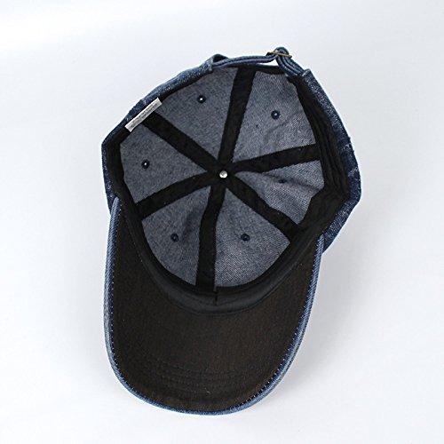 sombreros para Trucker vaqueros y Hip mujeres piscina hombres Pantalones casual béisbol Papá Vaqueros Deporte caída de Sanpback Hop SLGJ Cap unisex Gorra xRvzBz