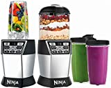 Nutri Ninja Nutri Bowl DUO with Auto-iQ Boos (NN100)