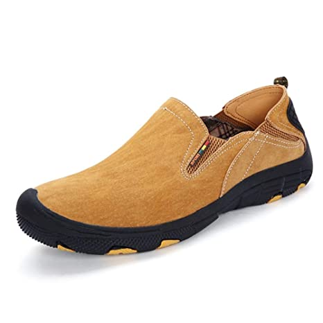 Yajie mens shoes Herren Schlupfschuhe 2019 Atmungsaktiv
