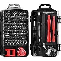 Conjunto de chaves de fenda de precisão, kit de ferramentas de reparo de chave de fenda magnética para iPhone Series/Mac…