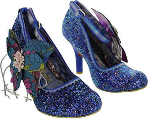 Irregular Choice Women's Sweet Melody Synthetic Strappy Heels FF8CnOvS