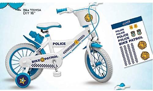 TOIMSA 14117 - Bicicleta de 14 Pulgadas (DP It Yourself): Amazon ...
