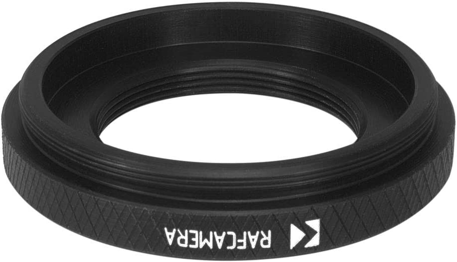 40.5mm tp 26mm Step-Down Ring M40.5x0.5 Male to M26x0.7 Female Thread Adapter