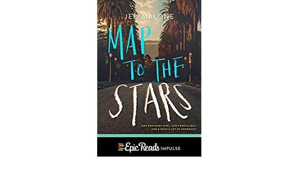 Map to the Stars eBook Jen Malone Amazonca Kindle Store