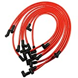 454 spark plug wires - JDMSPEED New 10.5mm High Performance Spark Plug Wire Set HEI SBC BBC 350 383 454 Electronic