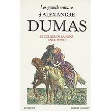 Les grands romans d'Alexandre Dumas - Tome 2: Le collier de la reine - Ange Pitou