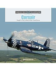 Corsair: Vought's F4U in World War II and Korea
